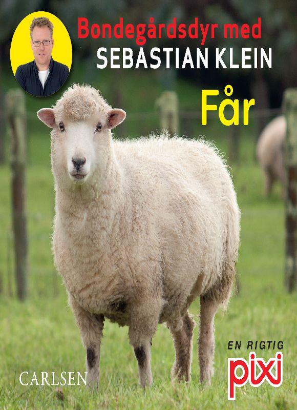 Bondegårdens dyr med Sebastian Klein: Får - Maneno