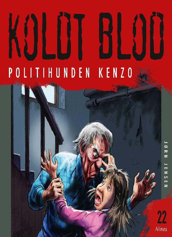 Koldt blod #22: Politihunden Kenzo - Maneno