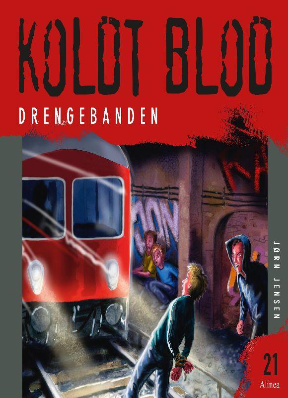 Koldt Blod #21: Drengebanden - Maneno