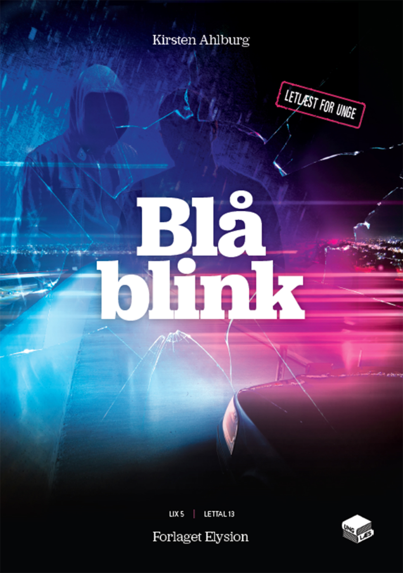 Ung Læs #1: Blå blink - Maneno