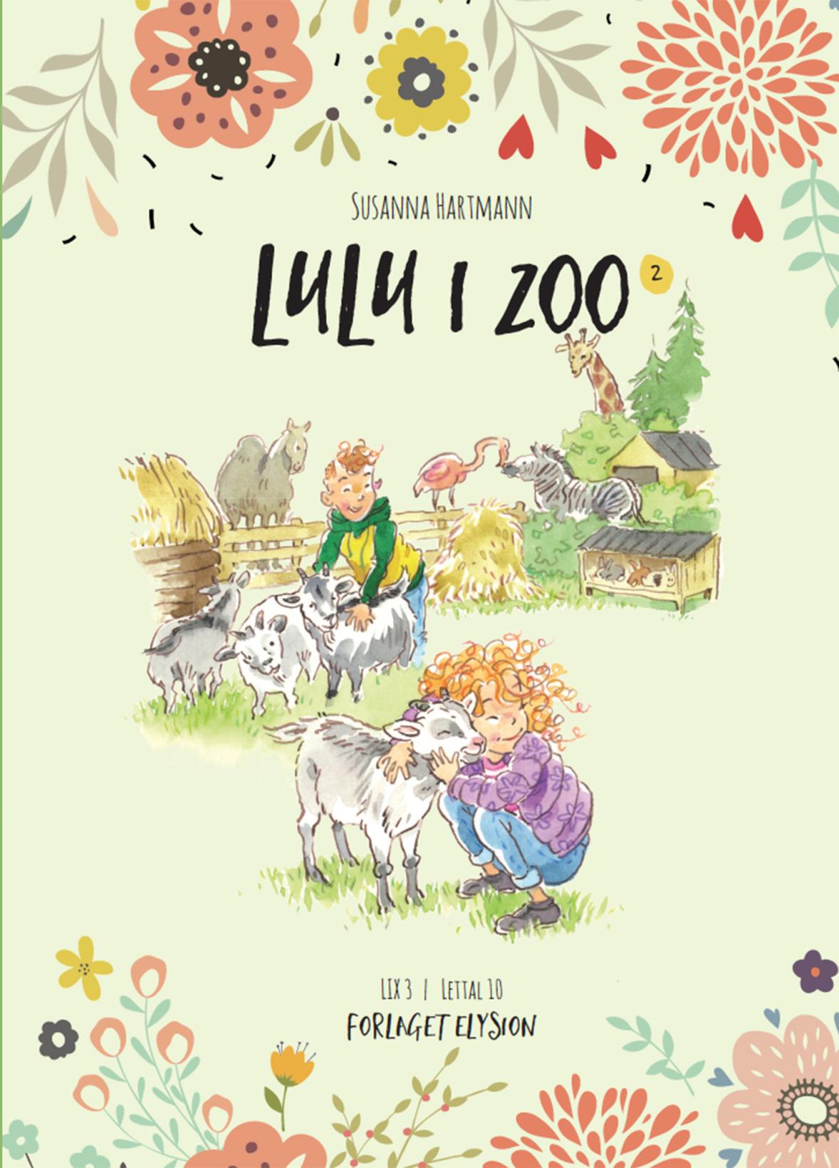 Lulu #2: Lulu i zoo - Maneno