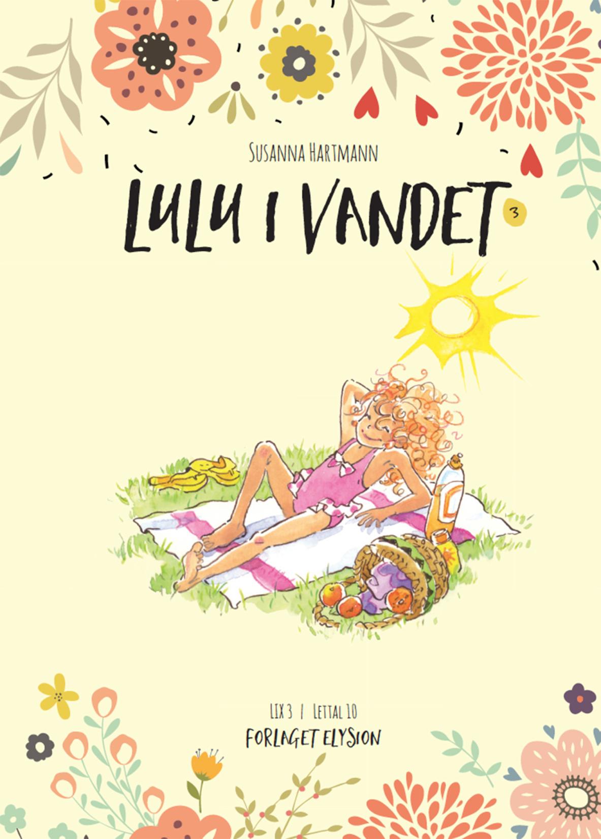 Lulu #3: Lulu i vandet - Maneno