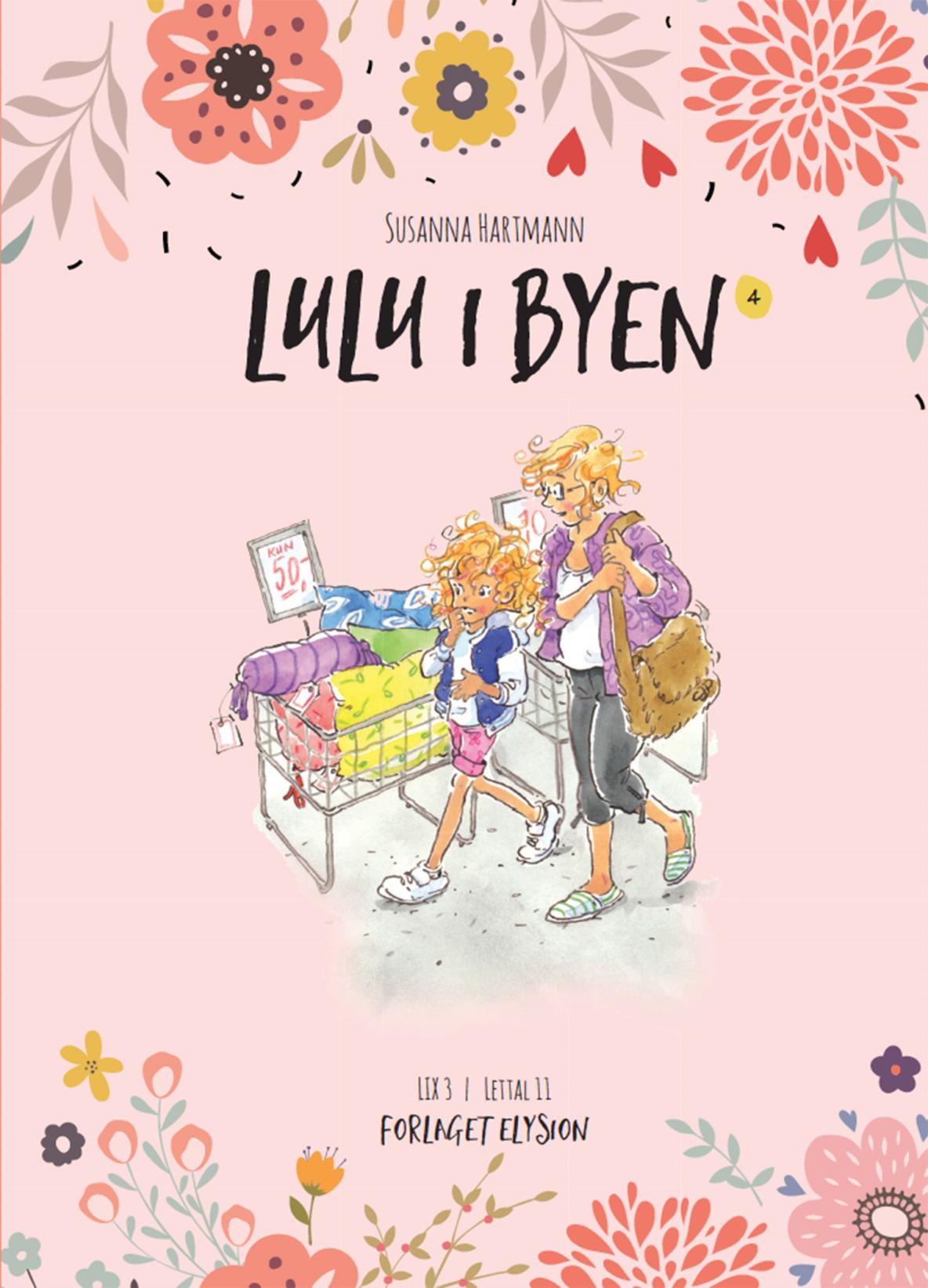 Lulu #4: Lulu i byen - Maneno