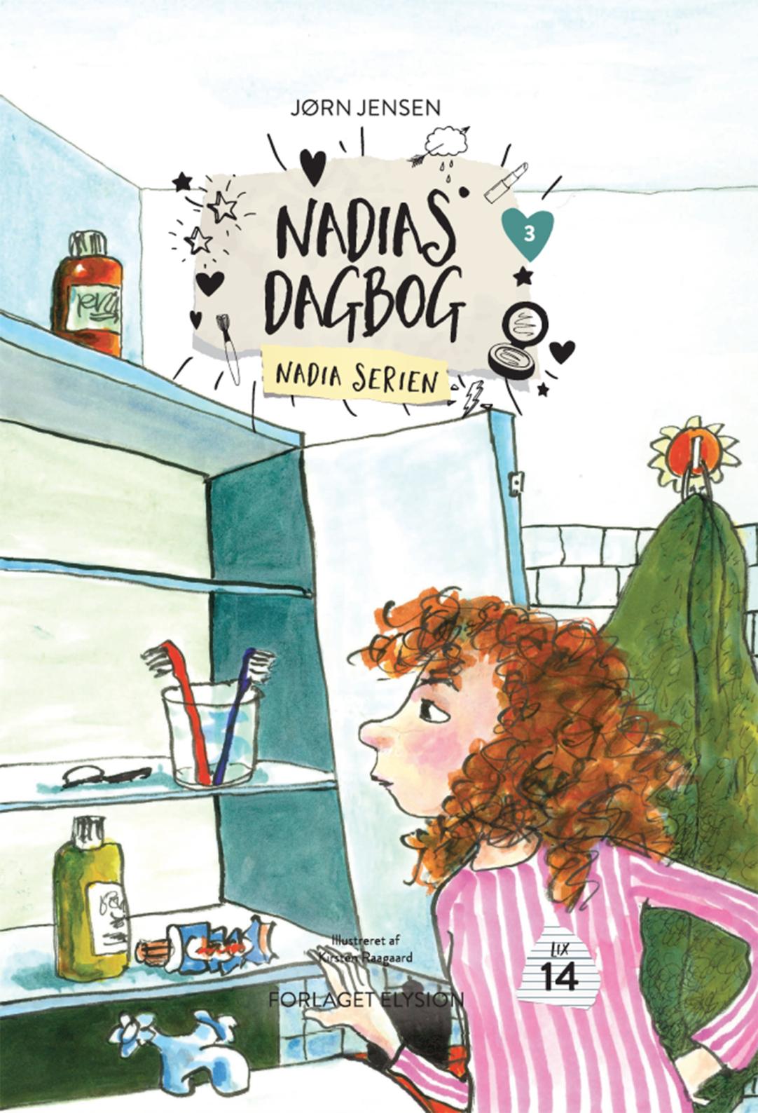 Nadia #3: Nadias dagbog - Maneno