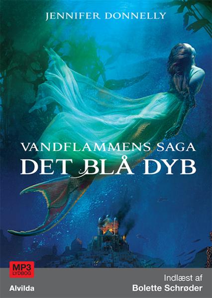 Vandflammens saga #1: Det blå dyb - Maneno - 10208