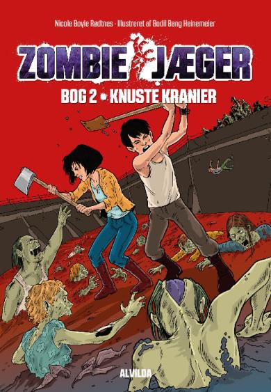 Zombie-jæger #2: Knuste kranier - Maneno - 10882