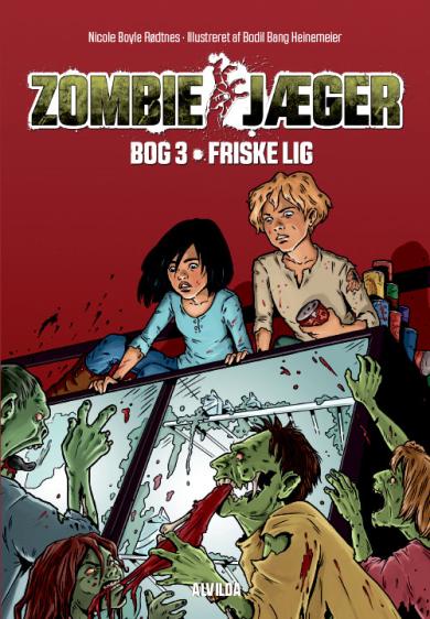 Zombie-jæger #3: Friske lig - Maneno - 10884