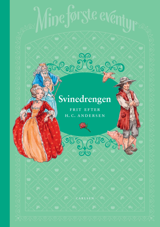 Mine første eventyr #1: Svinedrengen - Maneno