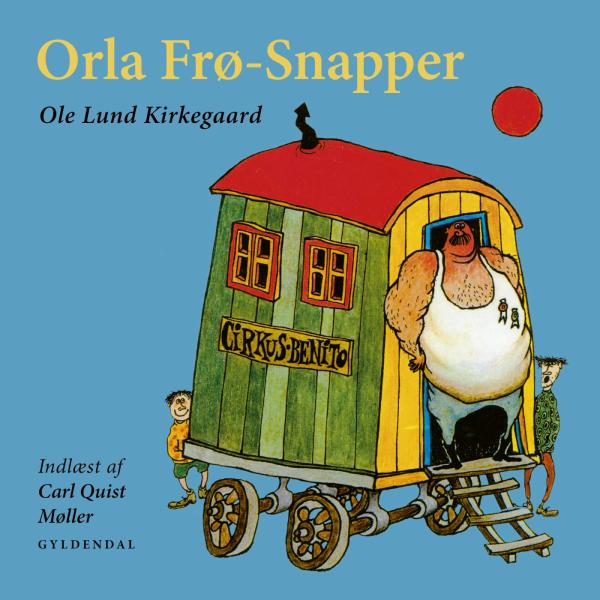Orla Frø-snapper - Maneno