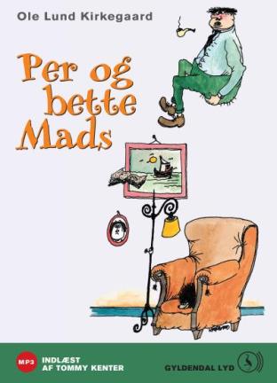 Per og bette Mads - Maneno