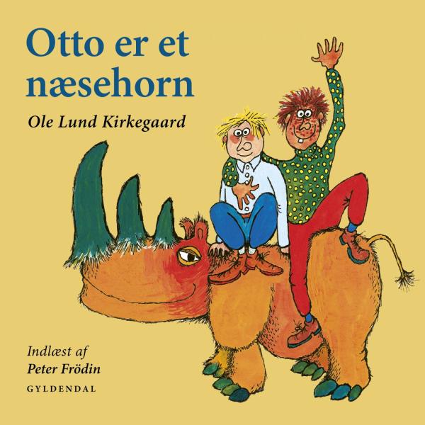 Otto er et næsehorn - Maneno