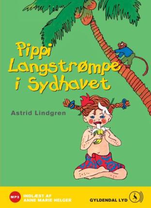 Pippi Langstrømpe i sydhavet - Maneno