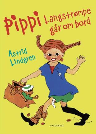 Thomas Winding læser Pippi Langstrømpe går om bord - Maneno