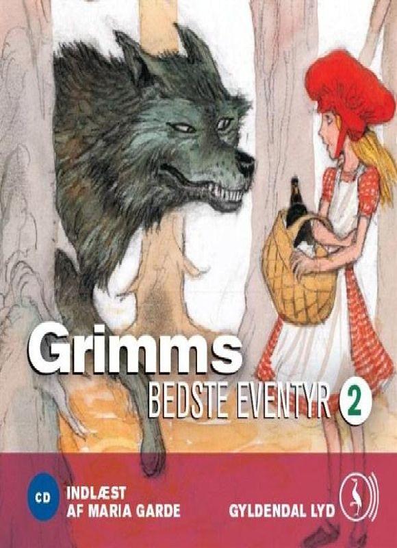 Grimms bedste eventyr #2 - Maneno