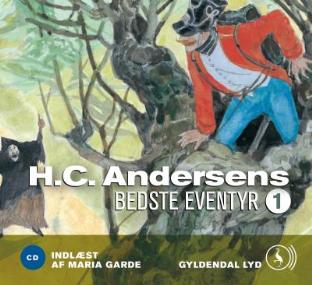 H.C. Andersens bedste eventyr #1 - Maneno