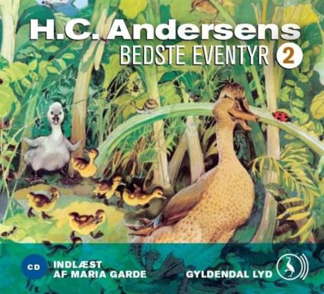 H.C. Andersens bedste eventyr #2 - Maneno