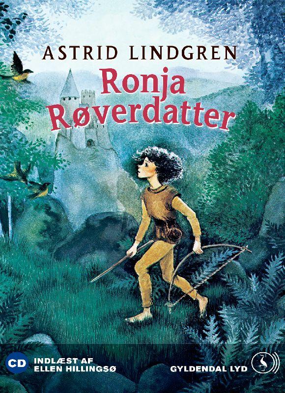 Ronja Røverdatter - Maneno