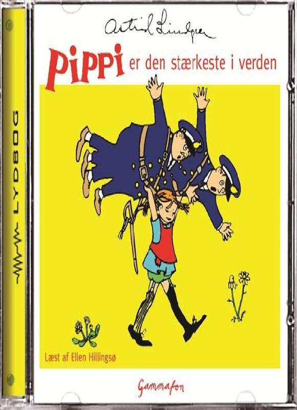 Pippi er den stærkeste i verden - Maneno