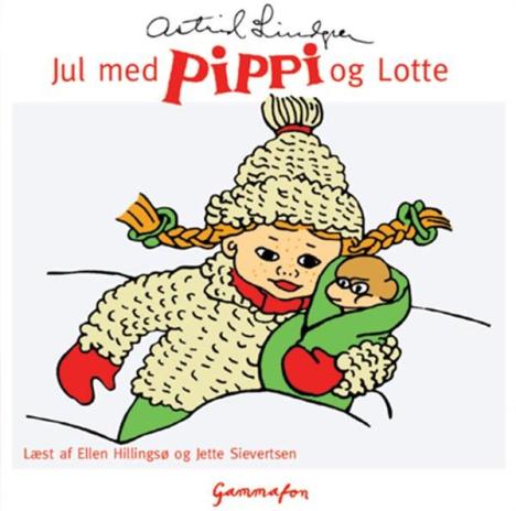 Jul med Pippi og Lotte - Maneno