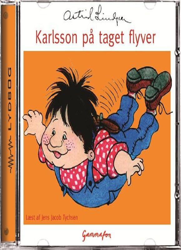 Karlsson på taget flyver - Maneno