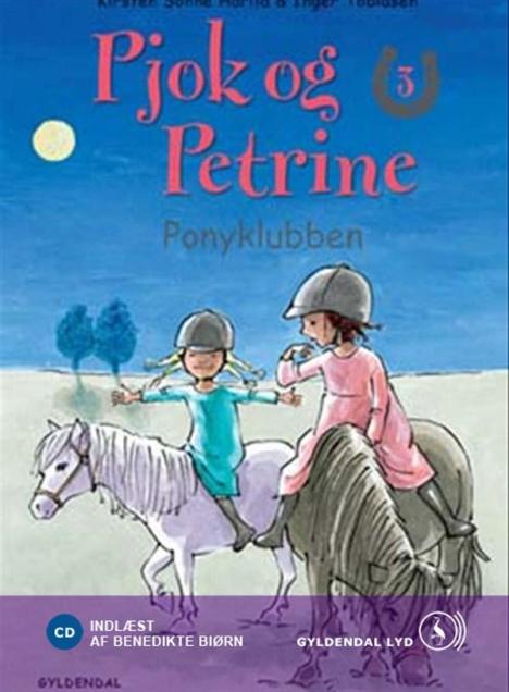 Pjok og Petrine #3: Ponyklubben - Maneno