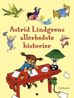 Astrid Lindgrens allerbedste historier - Maneno