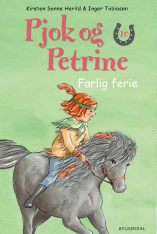 Pjok og Petrine #10: Farlig ferie - Maneno