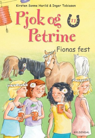 Pjok og Petrine #11: Fionas fest - Maneno