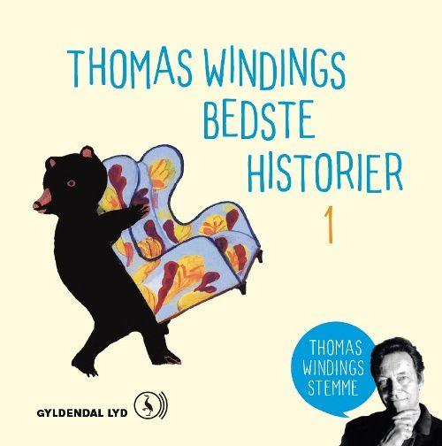 Thomas Windings bedste historier #1 - Maneno