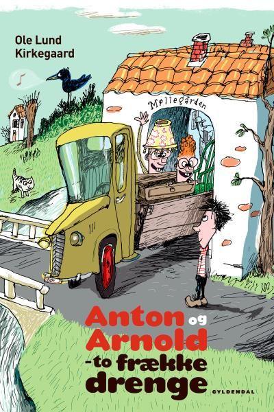 Anton og Arnold - to frække drenge - Maneno