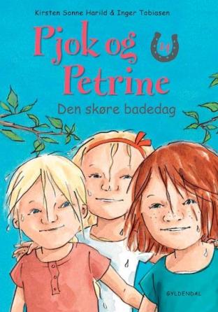 Pjok og Petrine #14: Den skøre badedag - Maneno