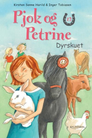 Pjok og Petrine #12: Dyrskuet - Maneno