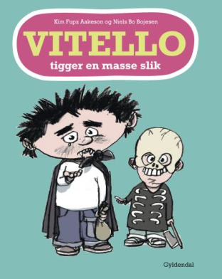 Vitello tigger en masse slik - Maneno