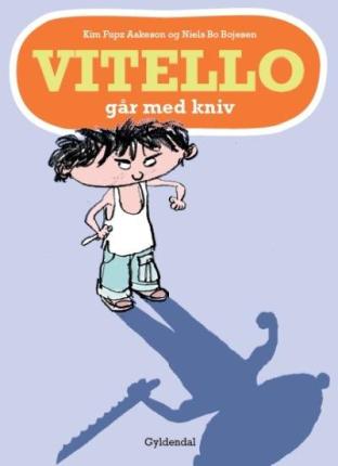 Vitello går med kniv - Maneno
