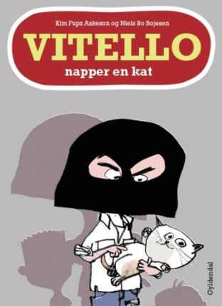Vitello napper en kat - Maneno