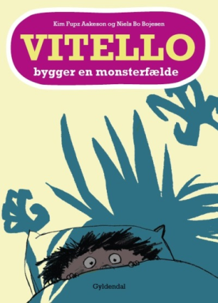 Vitello bygger en monsterfælde - Maneno