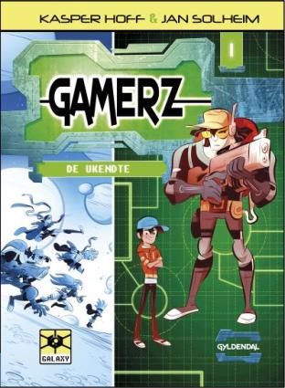 Gamerz #1: De ukendte - Maneno