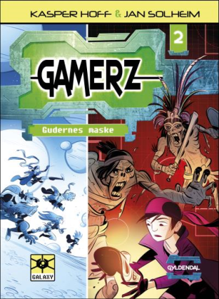 Gamerz #2: Gudernes maske - Maneno