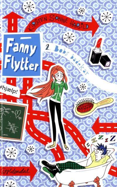 Fanny flytter #2: Bobs badekar - Maneno