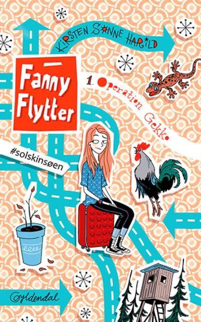 Fanny flytter #1: Operation Gekko - Maneno