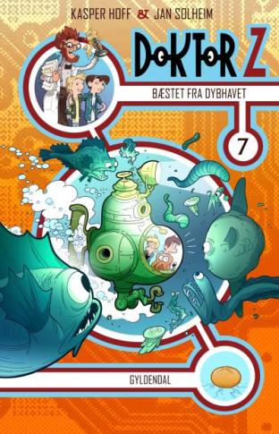 Doktor Z #7: Bæstet fra Dybhavet - Maneno
