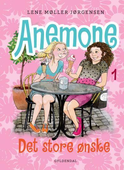 Anemone #1: Det store ønske - Maneno