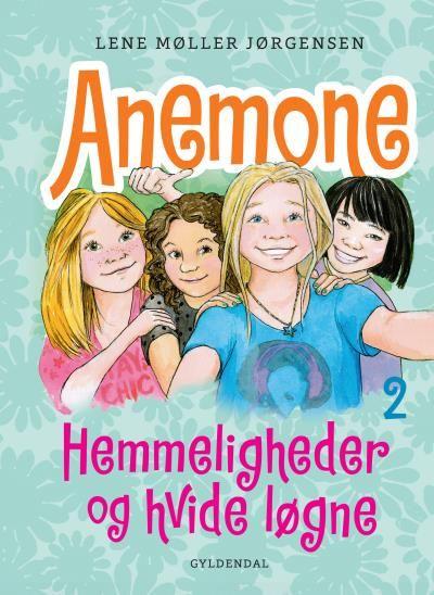 Anemone #2: Hemmeligheder og hvide løgne - Maneno
