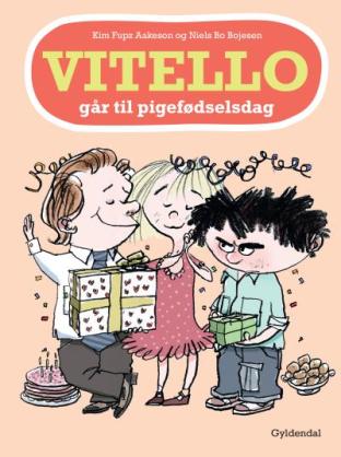 Vitello går til pigefødselsdag - Maneno
