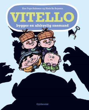 Vitello bygger en afskyelig snemand - Maneno