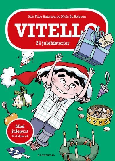 Vitello 24 julehistorier - Maneno