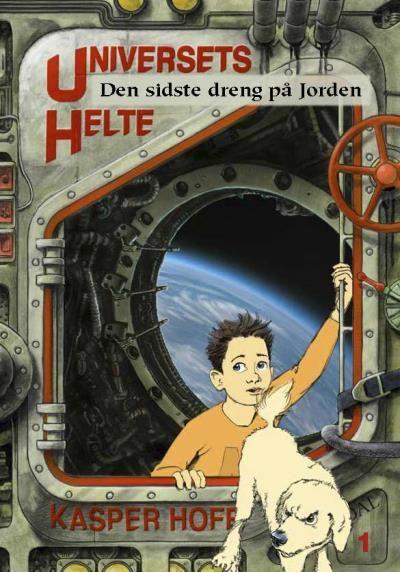 Universets helte #1: Den sidste dreng på jorden - Maneno