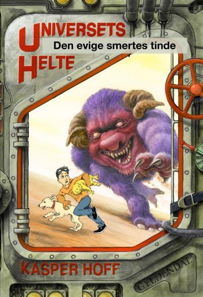 Universets helte #3: Den evige smertes tinde - Maneno