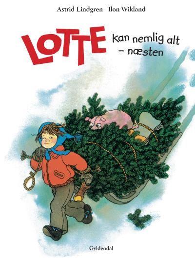 Lotte kan nemlig alt - næsten - Maneno