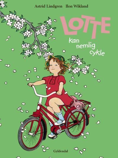 Lotte kan nemlig cykle - Maneno